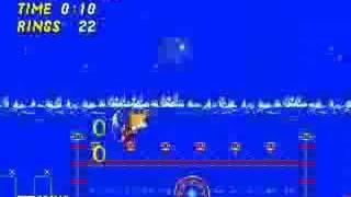 Sonic 2 Millenium Edition Casino Day Zone