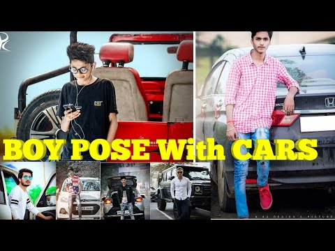 Boy Poses With Cars Best Car Poses Idea For Boy Photography Help Modeling Pose Boy Pose 2018 Youtube