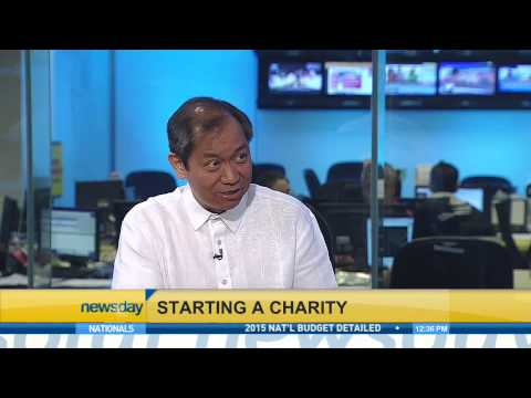 Money Talks: Starting A Charity