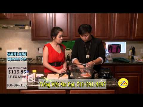 Home Shopping Network - SUPERWAVE OVEN