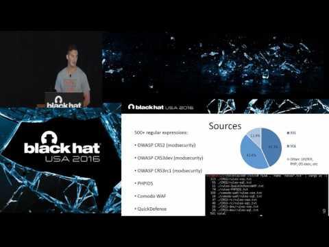 Web Application Firewalls: Analysis of Detection Logic