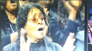 Shirley Caesar - Sweeping Through the City 10/31/2015