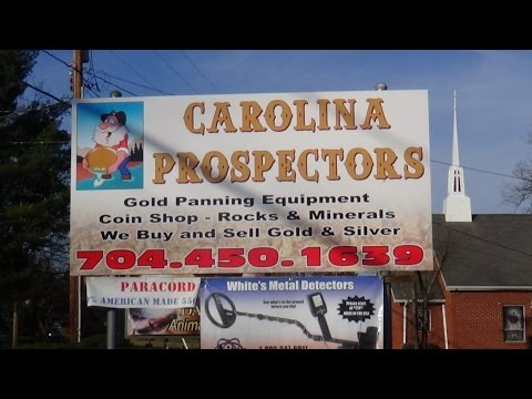 Caroilna Prospectors New Store!!