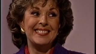 Mala Powers, Theresa Saldana--1987 TV Interview
