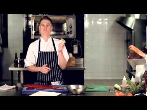 Fifteen Melbourne recipe off the menu