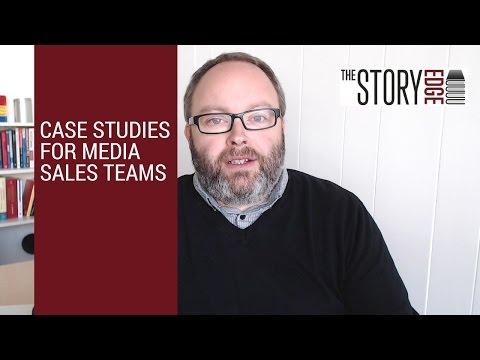 Case Studies For Media Sales