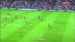 Атлетик 1 0 Барселона   Гол Сан Хосе(Не забудь подписаться - https://vk.com/bpl_2015., 2015-08-14T20:24:06.000Z)