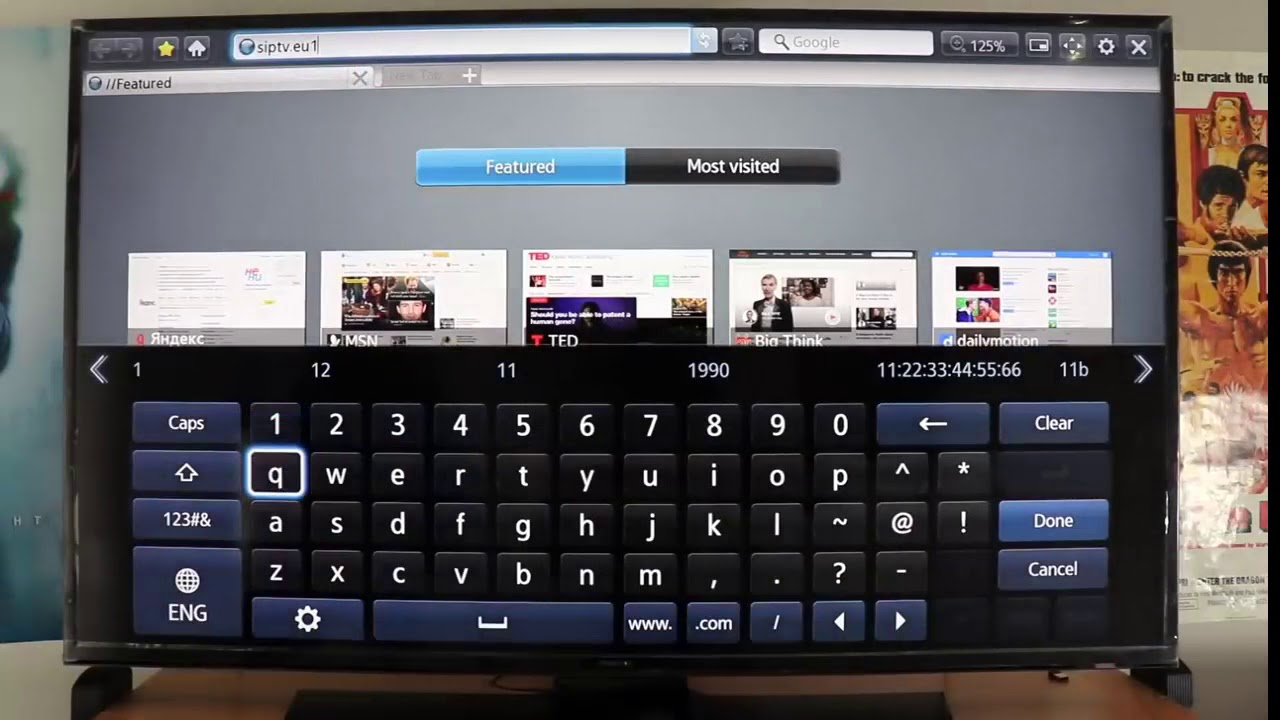 Smart Iptv App Watch Iptv Channels On Your Samsung Smart Tv No Android Box Or Any Device Needed Youtube