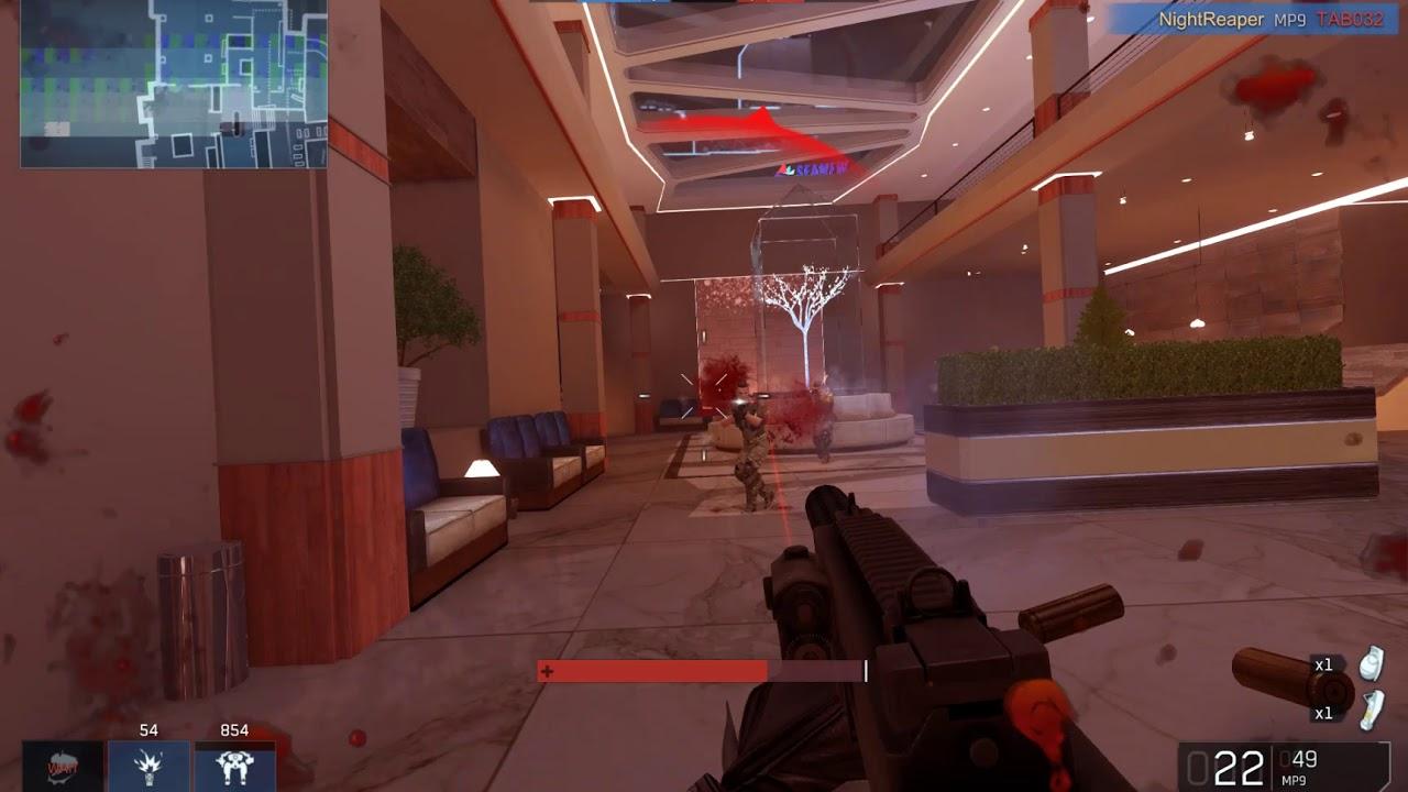 ironsight 2019 01 12 MP9 gameplay