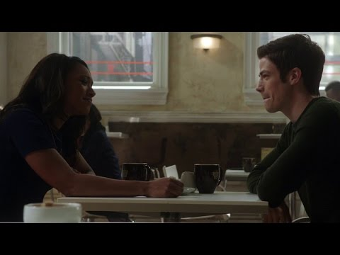The Flash Time Travel Relationship Trouble