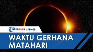 Fenomena Gerhana Matahari Cincin 26 Desember, Ini Waktu dan Link Streaming dari Berbagai Daerah