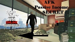 GTA Online | Passive Income the CORRECT way and How to Minimize Game