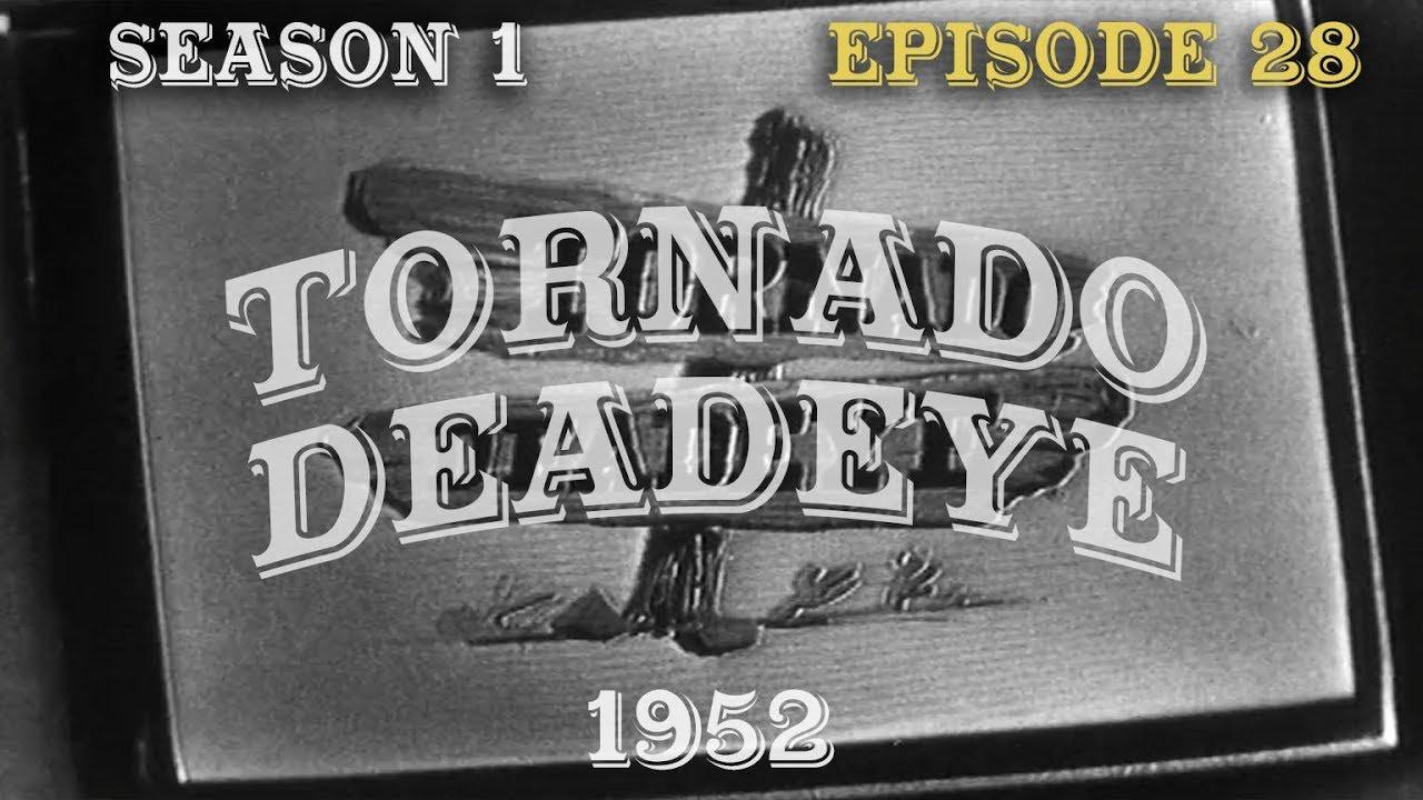 The Red Skelton Show: TORNADO DEADEYE (S1:E28) - YouTube
