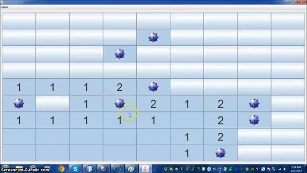 Recursion and minesweeper java programming tutorial youtube recursion and minesweeper java programming tutorial baditri Image collections