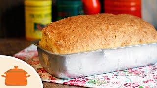Pão Caseiro de Massa Mole - Não precisa sovar! thumbnail