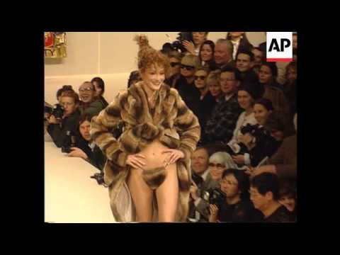 France/Paris - Westwood Kenzo Fashion