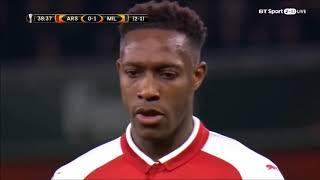 Highlights Leg Kedua UEFA Europe League Arsenal vs Ac Milan ( 3-1 )