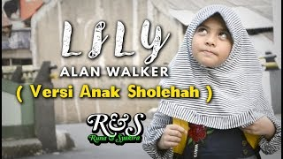 Gambar cover LILY ( VERSI ANAK SHOLEHAH ) Runa & Syakira