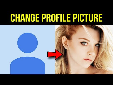 How To Change Your YouTube Picture (Change YouTube Profile Picture)