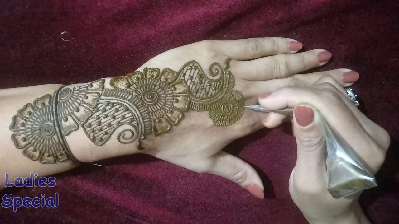 mehendi designs mehndi design arabic back hand