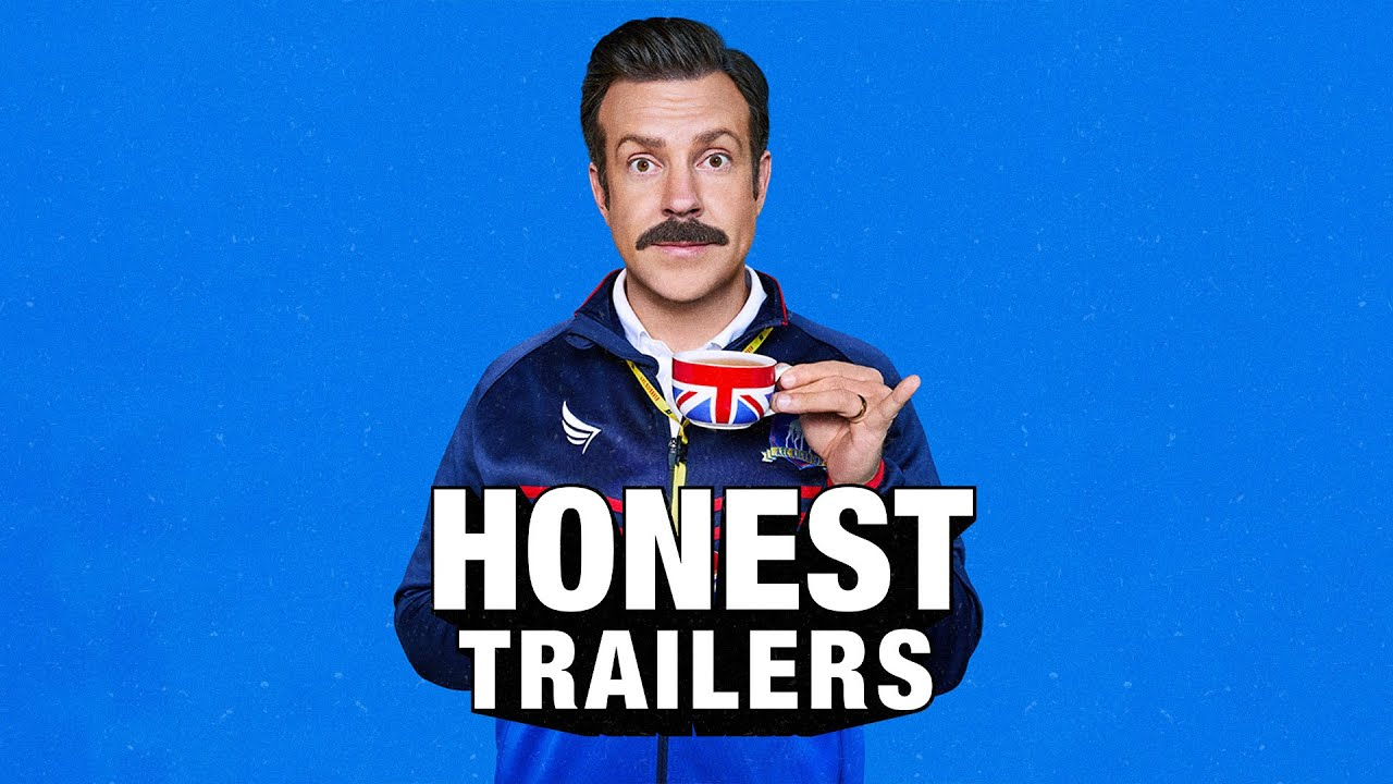 Download Honest Trailers   Ted Lasso