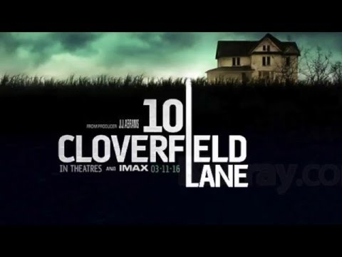 10 Cloverfield Lane - I Think We're Alone...