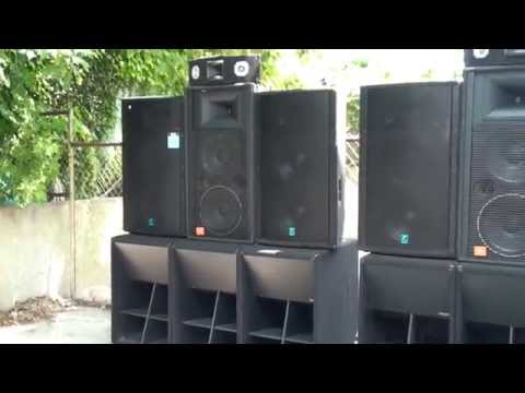 JBL AND YORKVILLE PROFESSIONAL SOUND