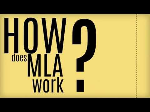 MLA Referencing