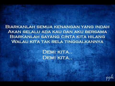 Ismail Izzani - Demi Kita (Lirik)