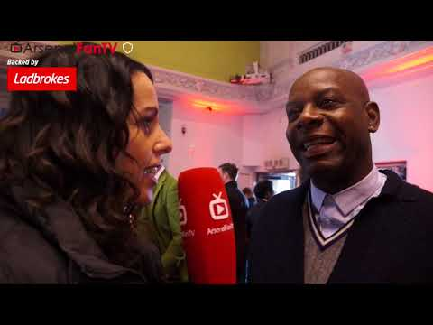 It Wasnt All About Me! | Arsenal Legend Michael Thomas | 89 Film Premier