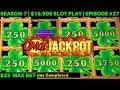 2 HANDPAY JACKPOTS On High Limit Liberty Link Slot Machine ...