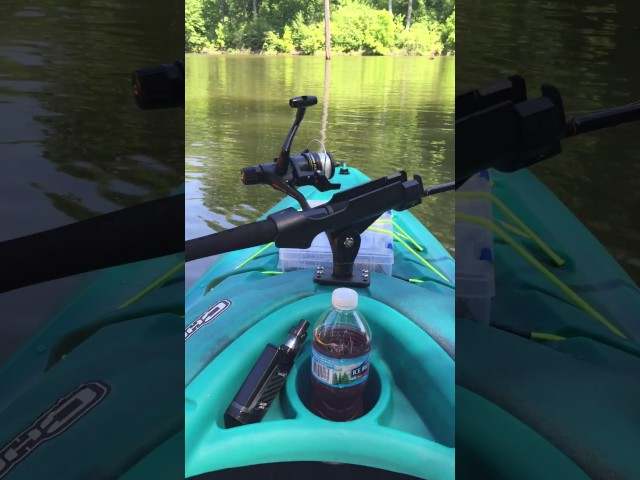 Fishing Mods On The New Field And Stream Charge Kayak
