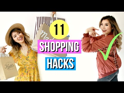 11 Shopping Hacks You Must Know! How to Shop Online!