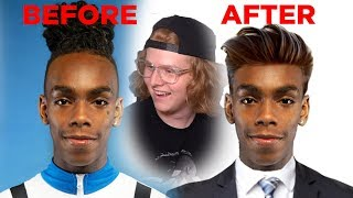 PHOTO-SHOPPING RAPPERS #1 - YNW MELLY