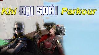 Đua Parkour Không Lại Thanh Niên Rủ Solo 1 vs 1 PK