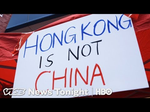 Hong Kong Protests & El Salvador's New President: VICE News Tonight Full Episode (HBO)