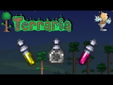 How Do Terraria Potions in Boss Battles Make a Difference? Best Terraria Potions