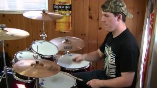 """CELINE DION """"God Bless Us Everyone"""" (Drum Cover)"""