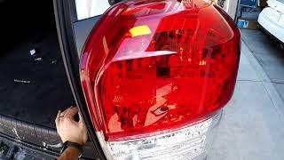 2010 - 2019 Toyota 5th Gen 4Runner Brake Light Replacement & LED Review