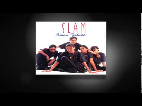 Bukan Niat Membalas Derita - SLAM (Official Full Audio)