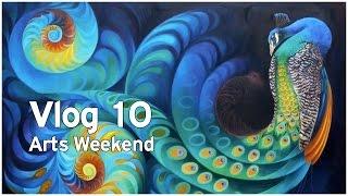 Vlog 10 | Arts Weekend