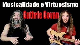 Baixar A Musicalidade e o Virtuosismo de Guthrie Govan - De 1 Tudo