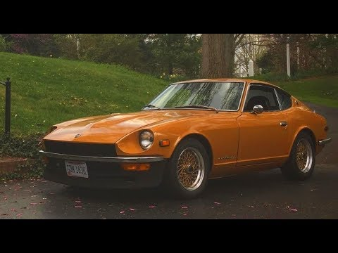 How Good Is An Old School Japanese Car? - Datsun 240Z Review
