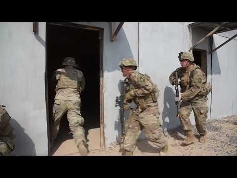 Adjutant General of Mississippi visits deployed Soldiers