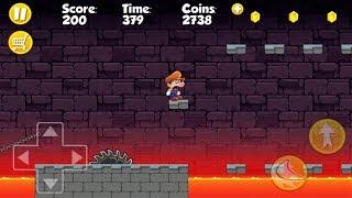 Super Nods World Jungle Adventure Level 55-60 Game