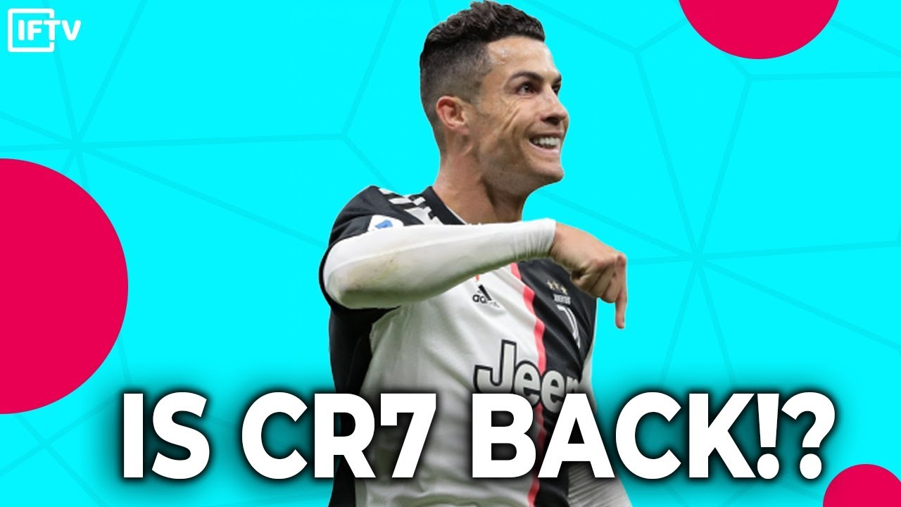 Is The Real Cristiano Ronaldo Back Serie A Podcast 103 Youtube