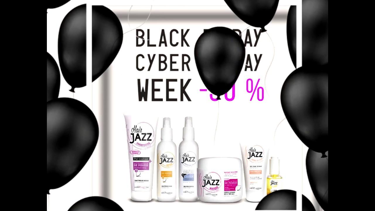 Hair Jazz 50 Black Friday Youtube
