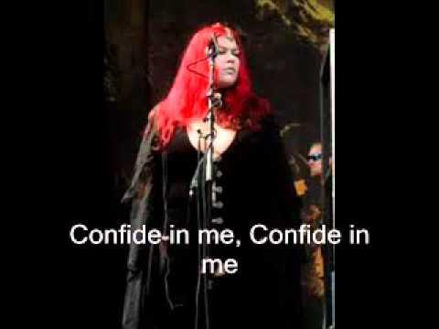 -Angtoria - Confide In Me lyrics- - YouTube.flv