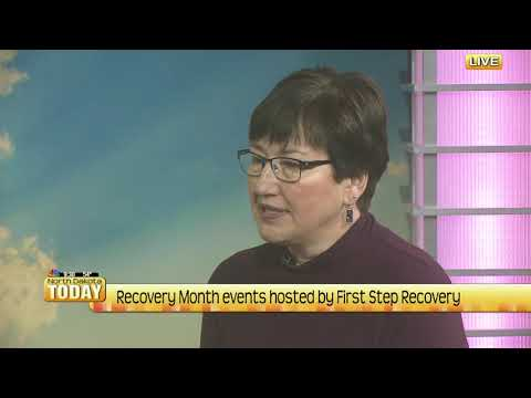 NDT   Recovery Month Events Hosted By First Step Recovery