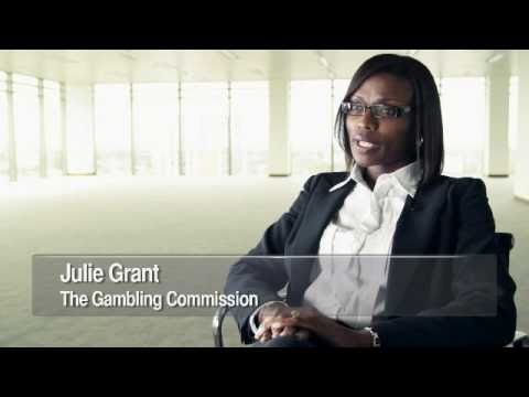 Julie Grant - The Gambling Commission